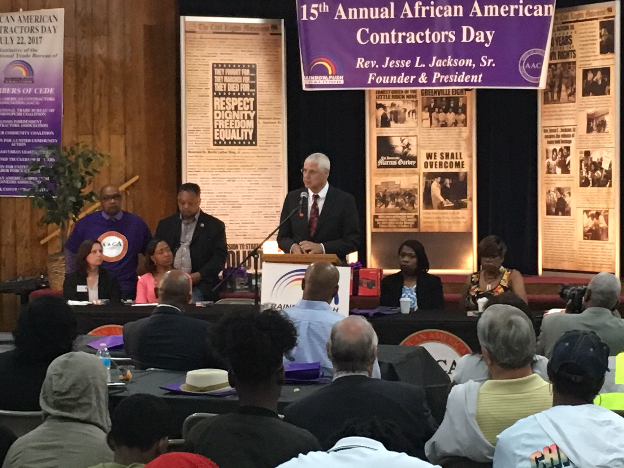 15th Annual African American Contractors Day