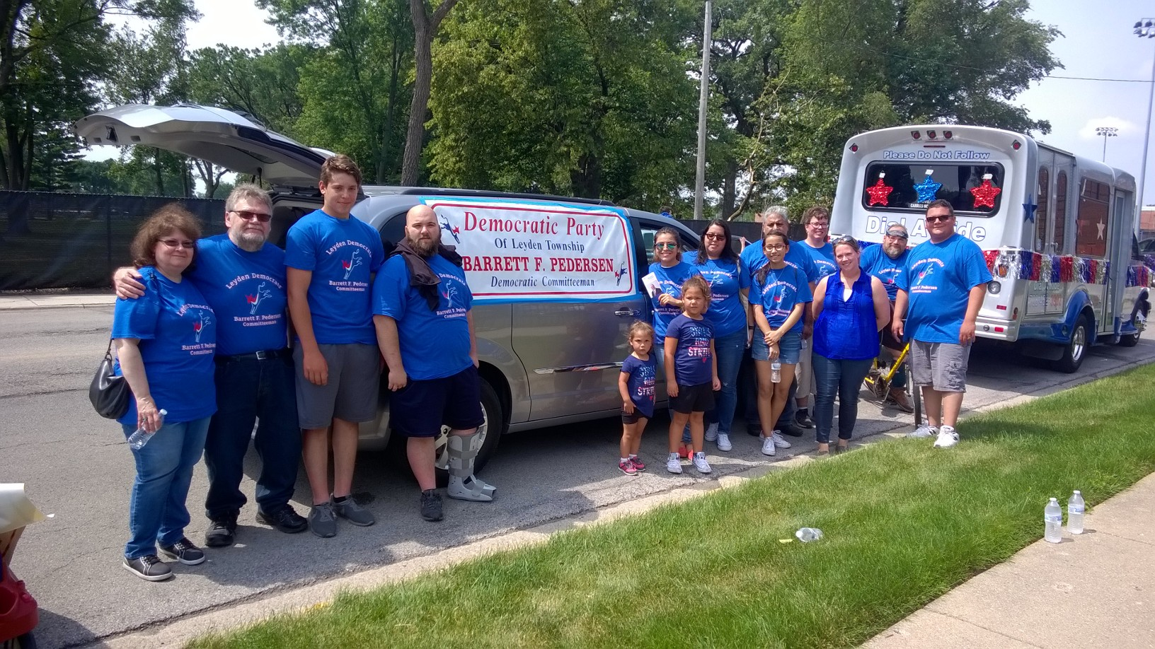 Elmwood Park 4th of July Parade